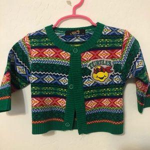 Vintage Ninja Turtles sweater
